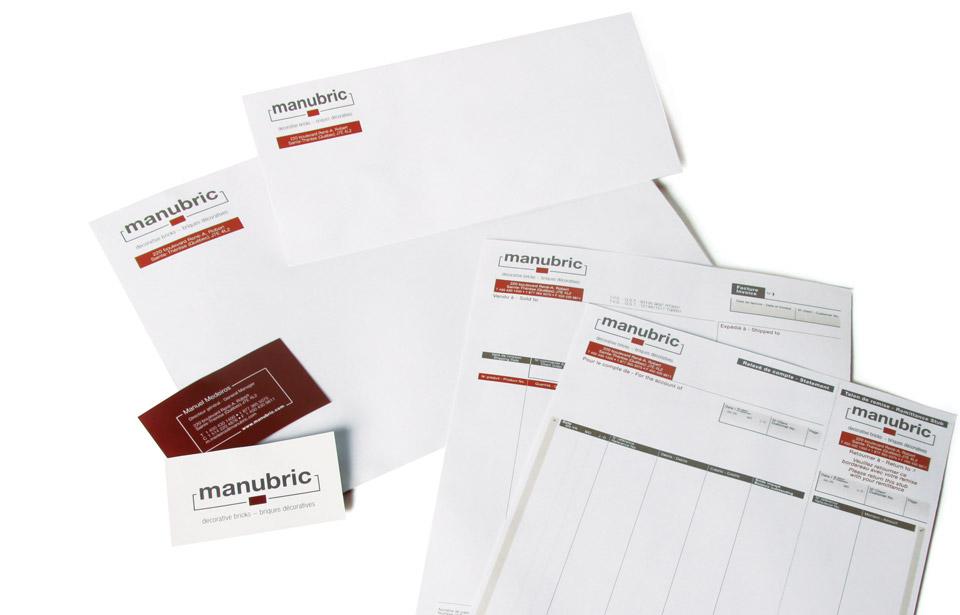 manubric - print